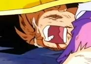 Videl getting crushed