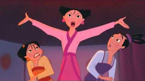 Mulan II - I Wanna Be Like Other Girls