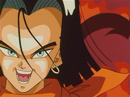 Android 17 evil