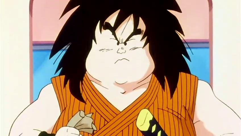 Yajirobe Japanese Anime Wiki Fandom Powered By Wikia