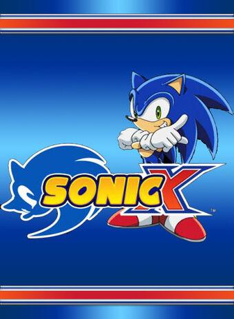 Sonic X Anime Japanese Anime Wiki Fandom