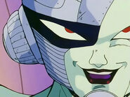 Frieza's evil laughter