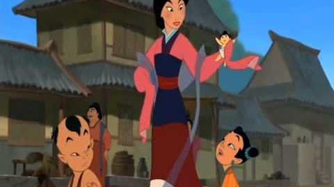 Mulan - Honor To Us All