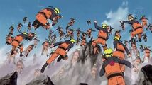 Naruto Shadow Clones Part II