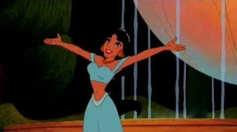 Jasmine - Peacock Princess