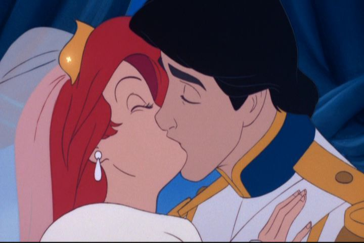 The Song Is Played For Ariel And Prince Eric S Wedding Day After Defeat Of Ursula Meets With Her Father To Say Goodbye One Last Time