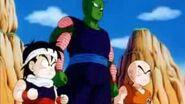 Gohan, Piccolo y Krilin