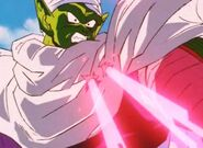 Piccolo Hit By Bionic Punisher