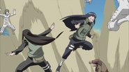 Neji e Hinata na guerra