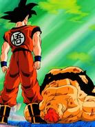GokuDefeatsRecoomeFlashback
