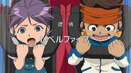 Endou and Fuyuuka