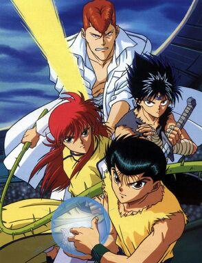 YuYu Hakusho (Anime)