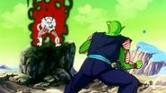 Freezer vs Piccolo