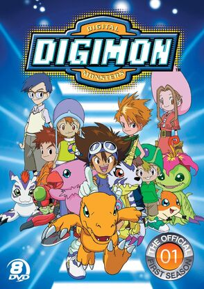 Digimon Adventure (Anime)