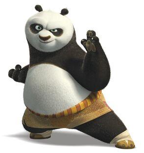 Kung-fu-panda Po
