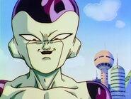 Frieza evil smile in Dragon Ball Z Fusion Reborn