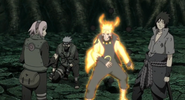 Team 7 prepare for Combat