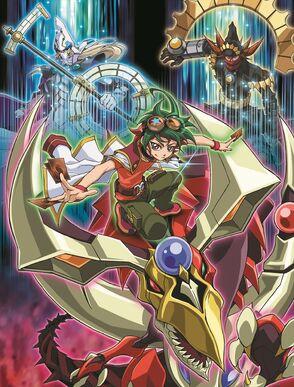Yu-Gi-Oh! Arc-V (Anime)