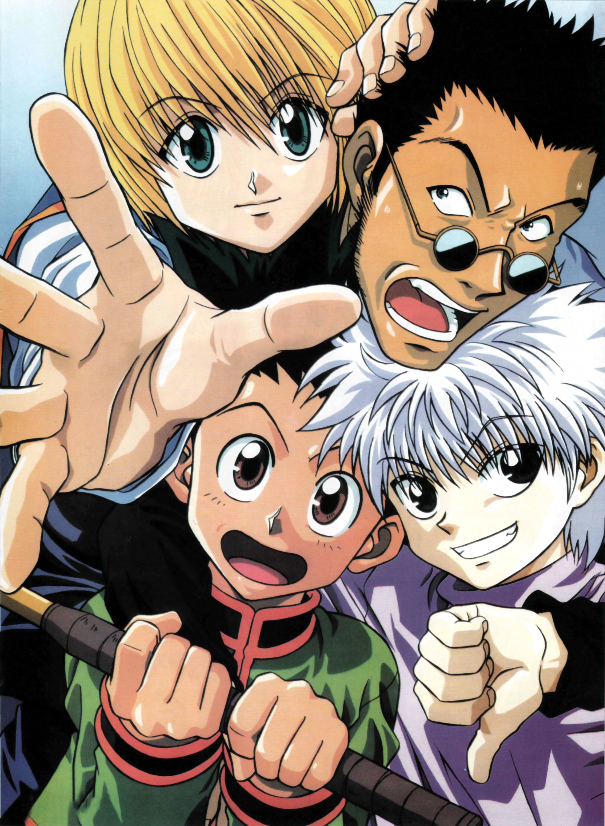 Hunter x Hunter (1999 Anime) | Japanese Anime Wiki ...
