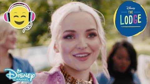 The Lodge Dove Cameron - Step Up Song 🎶 Official Disney Channel UK