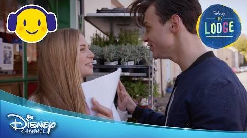 The Lodge Tell It Like It Is Skye and Sean Official Disney Channel UK