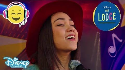 The Lodge Watch Me Song – Acoustic 🎤 Official Disney Channel UK