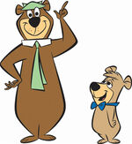 Yogi-Bear-and-Boo-Boo-Giant-Wall-Decals-Details-2