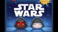 Disney Tsum Tsum - Darth Maul (JP ver) ダース・モール