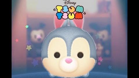 Disney Tsum Tsum - Thumper (perform 11 times skills in 1 play)