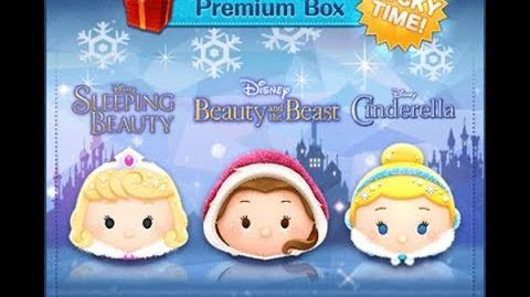 Disney Tsum Tsum - Winter Belle