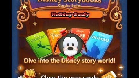 Disney Tsum Tsum - Holiday Goofy (Disney Story Books - One Hundred and One Dalmatians 9)
