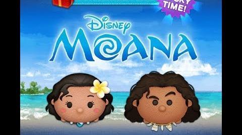Disney Tsum Tsum - Maui