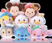 DisneyTsumTsum PlushSet ValentinesDay2017 jpn 2017 Mini