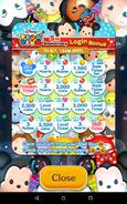 Tsum Tsum 5th Anniversary Login Bonus