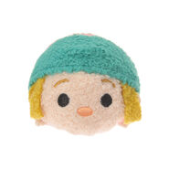 DisneyTsumTsum Plush Fred jpn 2016 MiniFace
