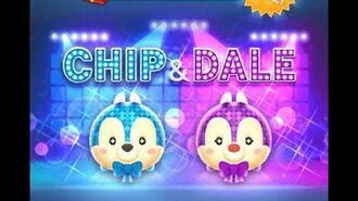 Disney Tsum Tsum - Dancing Chip