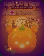 DisneyTsumTsum Events International Halloween2016 Card03Clear 201610