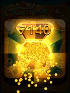 5th Anniversary Tsum Tsum History Card 7 Event bonus clear