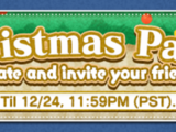 International Events/Christmas Party