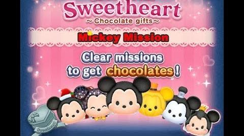 Disney Tsum Tsum - All Mickey Tsums (Tsum Tsum Sweetheart Event)