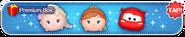 DisneyTsumTsum LuckyTime International SurpriseElsaBirthdayAnnaLightningMcQueen Banner 201609