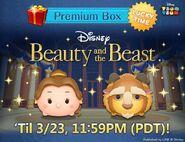 DisneyTsumTsum Lucky Time International BeautyAndTheBeast LineAd 20160321