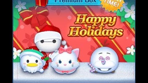 Disney Tsum Tsum - Holiday Baymax