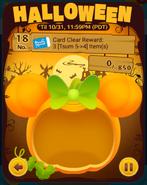 DisneyTsumTsum Events International Halloween2016 Card18 201610