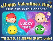 DisneyTsumTsum Lucky Time International ValentinesDay2016 LineAd3 20160215