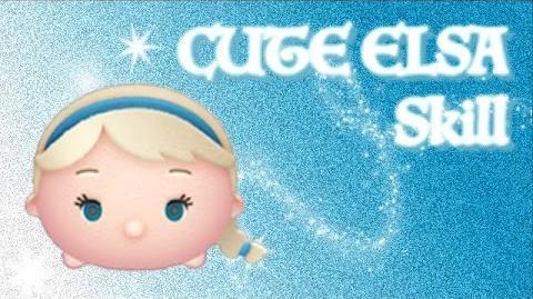 Cute Elsa Skill