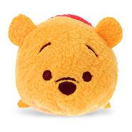DisneyTsumTsum Plush Pooh MiniFace 2015