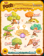 Pooh's Hunny Festival 6 Cleared