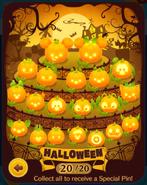 DisneyTsumTsum Events International Halloween2016 PumpkinPatchCompleted 201610
