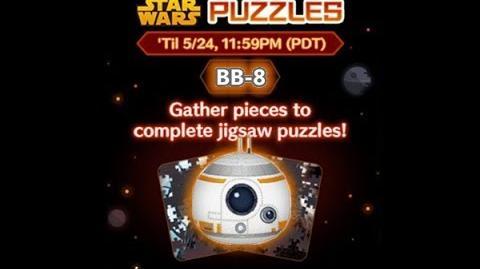 Disney Tsum Tsum - BB-8 (Star Wars Puzzles Event)
